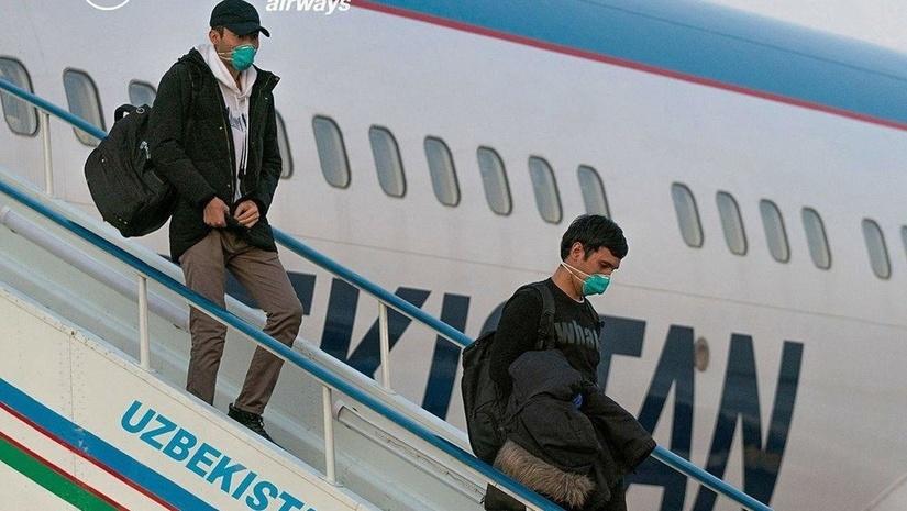 Узбекистан приостановил авиасообщение с Афганистаном, Ираном и Италией