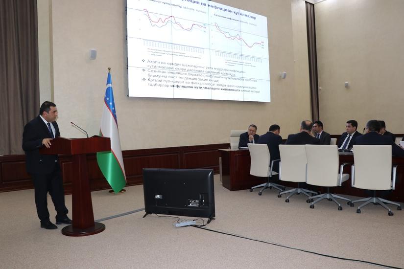 Центральный банк сохранил ставку рефинансирования без изменений на уровне 16%