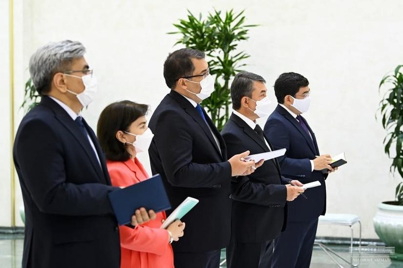 В Узбекистане создадут порталы министров и хокимов