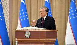 President Shavkat Mirziyoyev's Address to the Oliy Majlis
