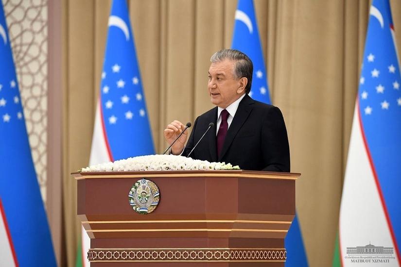 Послание Президента Узбекистана Шавката Мирзиёева Олий Мажлису