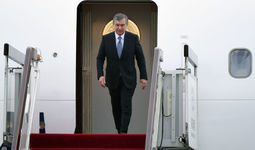 Шавкат Мирзиёев посетит Казахстан