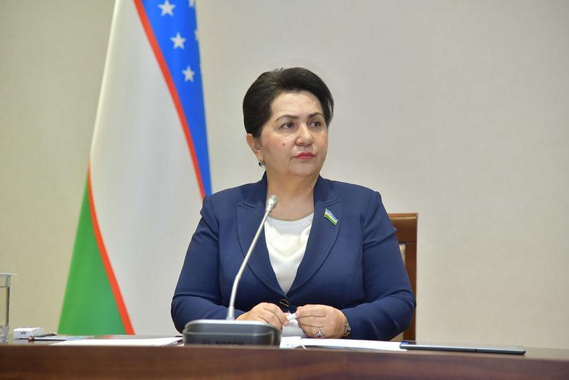Сенат рассмотрел отчет Правительства об исполнении в первом квартале 2020 года Государственной программы