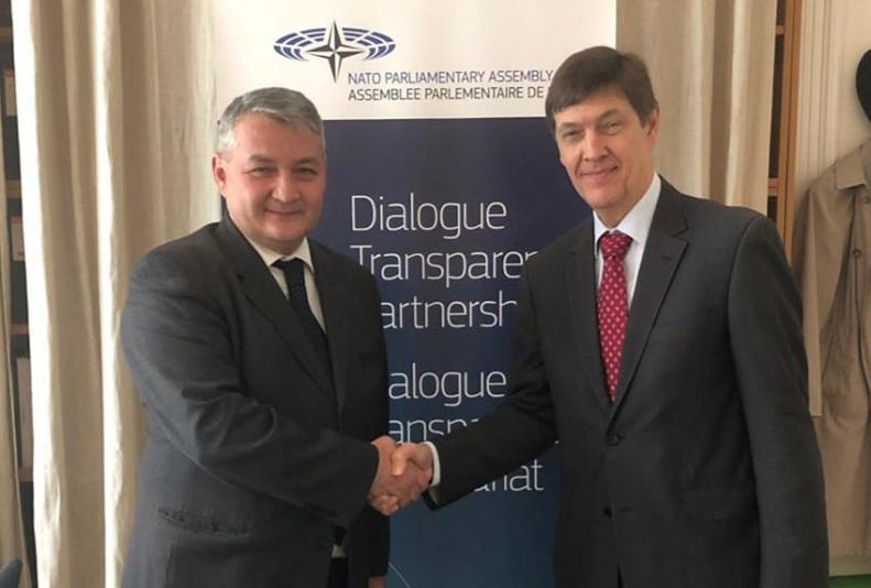 Делегация Парламентской ассамблеи НАТО в 2020 году посетит Узбекистан