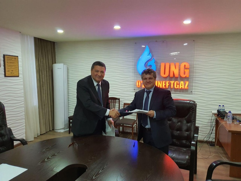 «УзЛИТИнефтегаз» и Schlumberger договорились о сотрудничестве в геофизике и сервис-услугах
