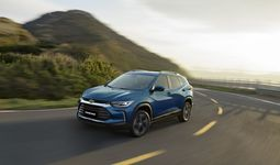 Начались продажи Chevrolet Tracker нового поколения. Цены