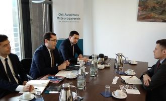 Интеграцию Узбекистана с ВТО, ЕАЭС и сотрудничество с ЕС обсудили в Берлине