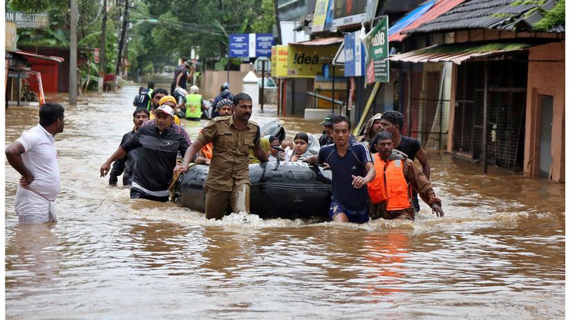 МИД предупредил о рисках поездки в Индию из-за природных бедствий