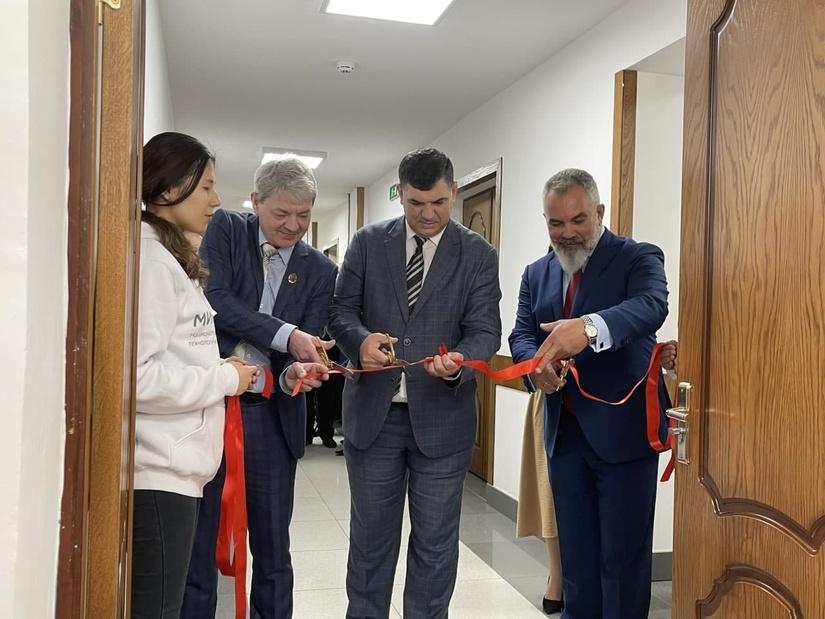 В Алмалыке открылся научно-образовательный и проектный центр «Гипроцветмет»