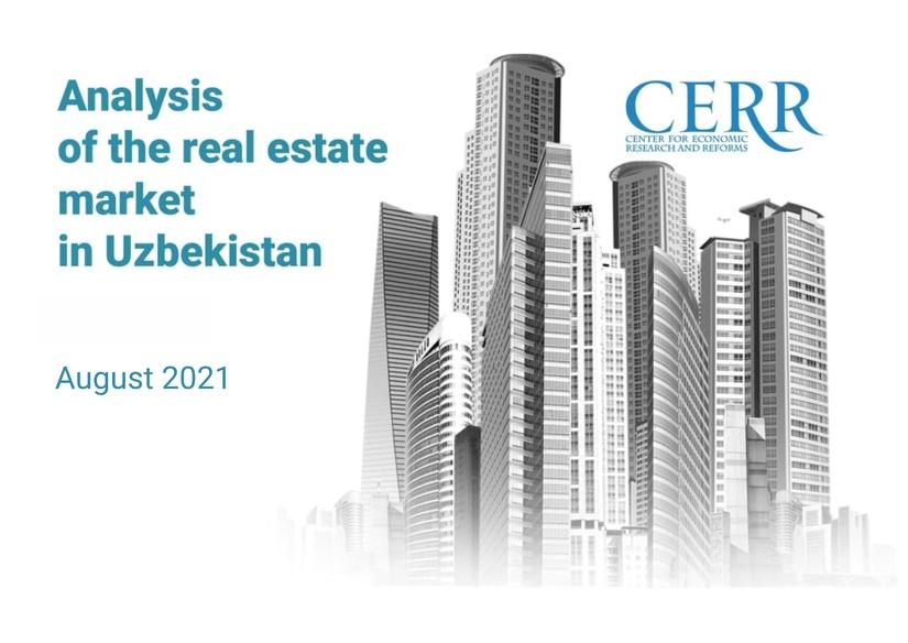 CERR assessed the real estate market in Uzbekistan