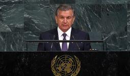 Шавкат Мирзиёев 21 сентябрь куни БМТ Бош Ассамблеясининг 76-сессияси тантанали очилишида иштирок этади