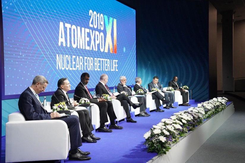 Замминистра энергетики рассказал на «Атомэкспо», почему Узбекистан решил построить АЭС