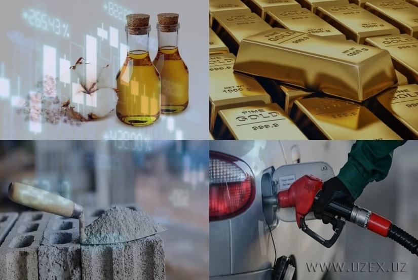 В Узбекистане снизились биржевые цены на сахар и цемент
