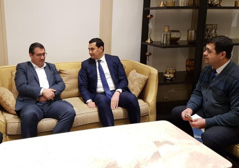 Иран готов создать транзитный маршрут для транспортировки товаров в Узбекистан