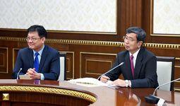 Ўзбекистон Президенти Осиё тараққиёт банки делегациясини қабул қилди