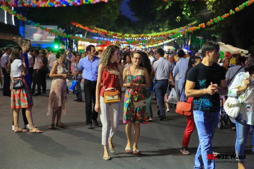 Численность населения Узбекистана составила 33,72 млн человек