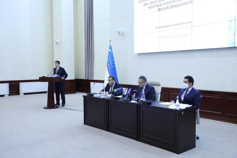 Председатель ЦБ Мамаризо Нурмуратов рассказал о влиянии девальвации российской валюты на экономику Узбекистана (+видео)