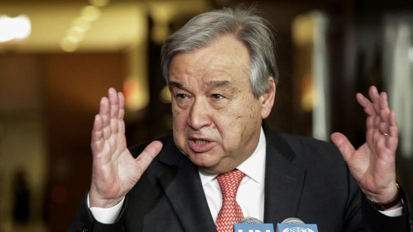 Генсек ООН Антониу Гутерриш поздравил Узбекистан с принятием новой редакции закона о гражданстве
