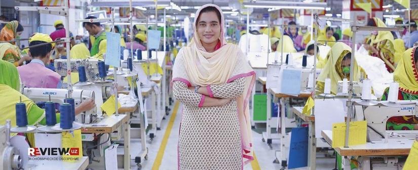 Текстильные успехи Бангладеш