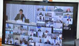 Состоялось первое заседание Национального совета по борьбе с коррупцией. Ключевые вопросы повестки
