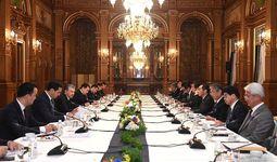 Шавкат Мирзиёев пригласил японских предпринимателей в Узбекистан