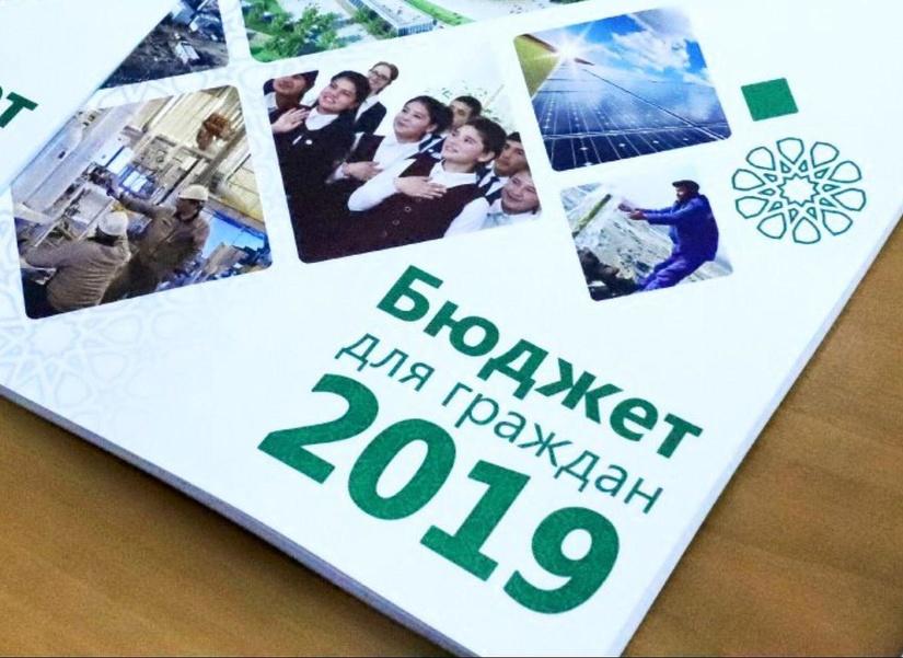 Минфин впервые опубликовал «Бюджет для граждан» на примере Ташкентской области