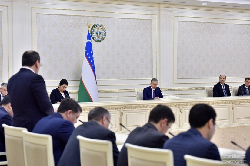 Шавкат Мирзиёев: Бозор бўлмаса, экспорт ҳам бўлмайди