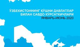Инфографика: Ўзбекистоннинг қўшни давлатлар билан савдо алоқалари