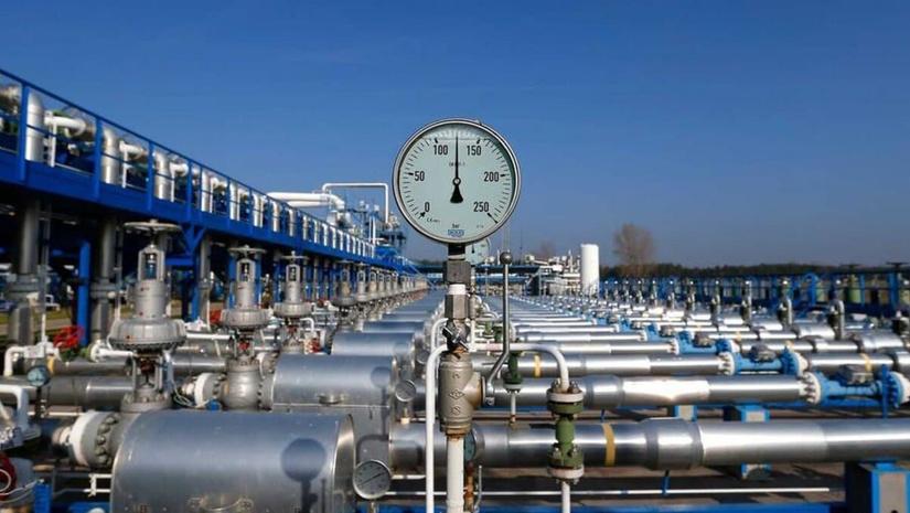 Жорий йилда газ экспорти ҳажми 78 фоизга камайди