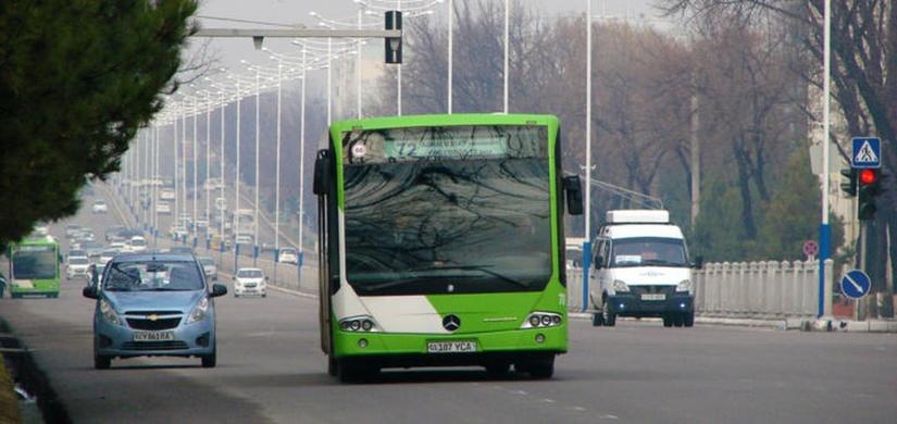 22 мартдан Тошкент шаҳридаги барча жамоат транспортлари тўхтатилади