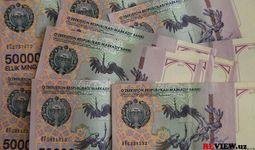 Самый высокий показатель по уплате налога на имущество и земельного налога наблюдался в Хорезмской области, составив 68%