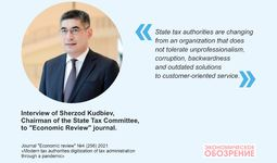 The new era of tax authorities: through a pandemic to digitalization of tax administration