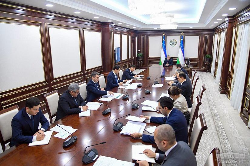 В Узбекистане намерены приумножить ресурсы золота и серебра