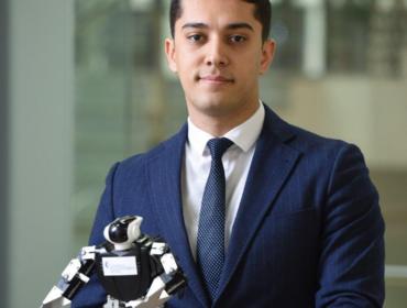 Специалист по робототехнике стал заместителем Министра инновационного развития