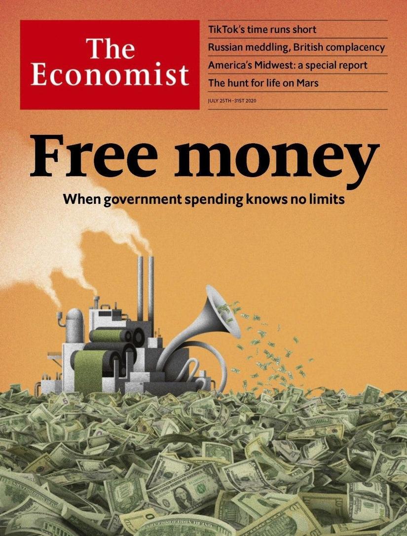 Бесплатные деньги: когда государственные расходы не ограничены