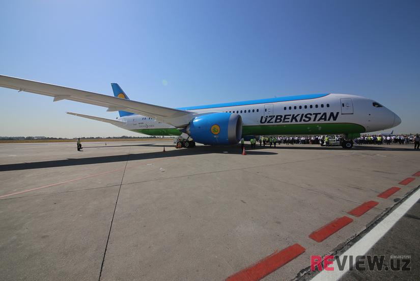 """""""Uzbekistan Airways"""" ички авиақатновлар учун 50 фоизгача чегирма эълон қилди"""