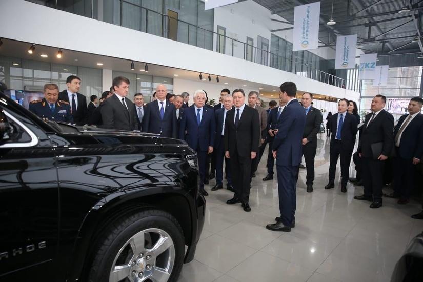Узбекистан профинансирует экспорт свыше 700 казахстанских автомобилей марок JAC S3 и JAC S5