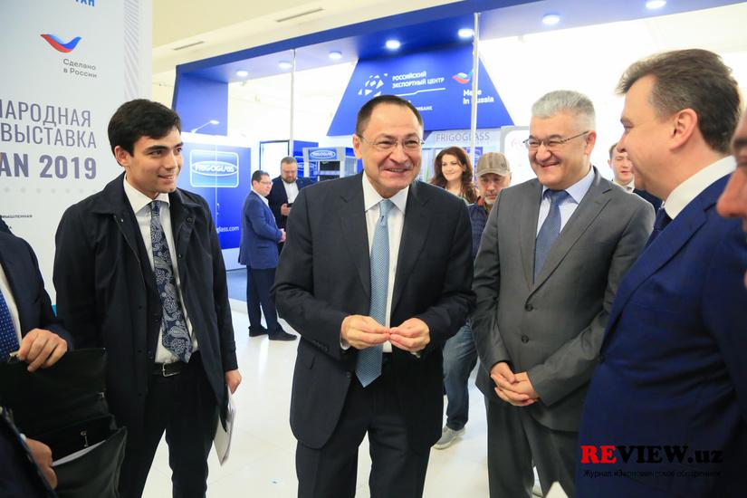 Адхам Икрамов назвал лидирующие по торговле с Узбекистаном российские регионы