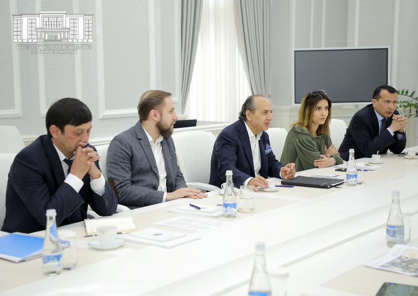 RIMC Hotels & Resorts Group намерена инвестировать в Узбекистан $4 млрд