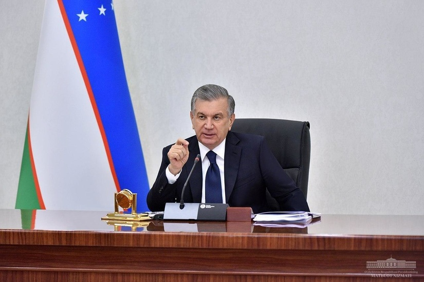 Президент Узбекистана анонсировал новые меры поддержки бизнеса и населения