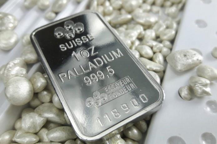 В Узбекистане получили палладий с долей металла 99,0%