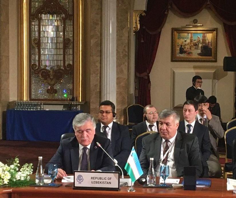 Узбекистан и ОЭС обсудили перспективы создания Трансафганского коридора