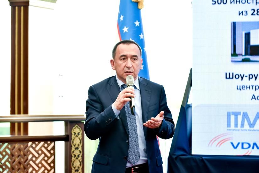В столице начнет работу коворкинг-центр и шоу-рум для текстильных производителей Узбекистана