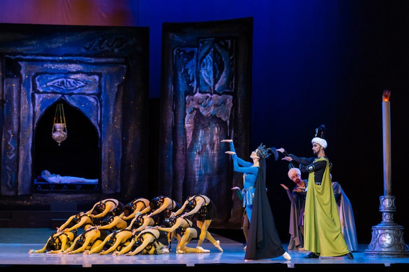 Гастроли «Астана Балет» продолжают Год Казахстана в Узбекистане